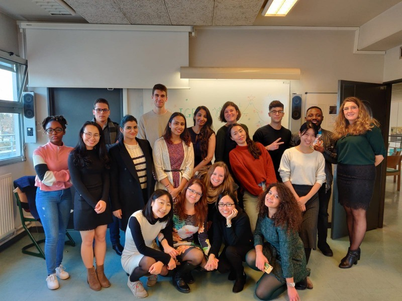 Fun and friendly moments in the Master in International HR