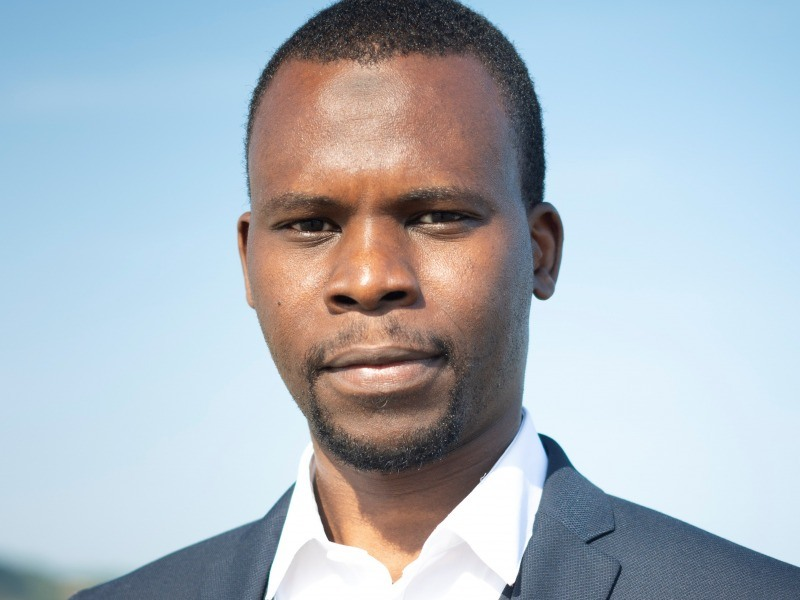 Portrait of a graduate: Souleymane Laminou Abdou, Niger, Master of Finance  Research Track and Ph.D. graduate