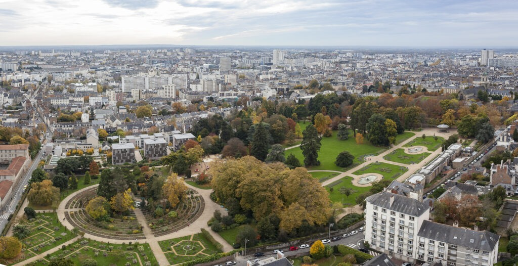 Rennes in the top 3 French student cities