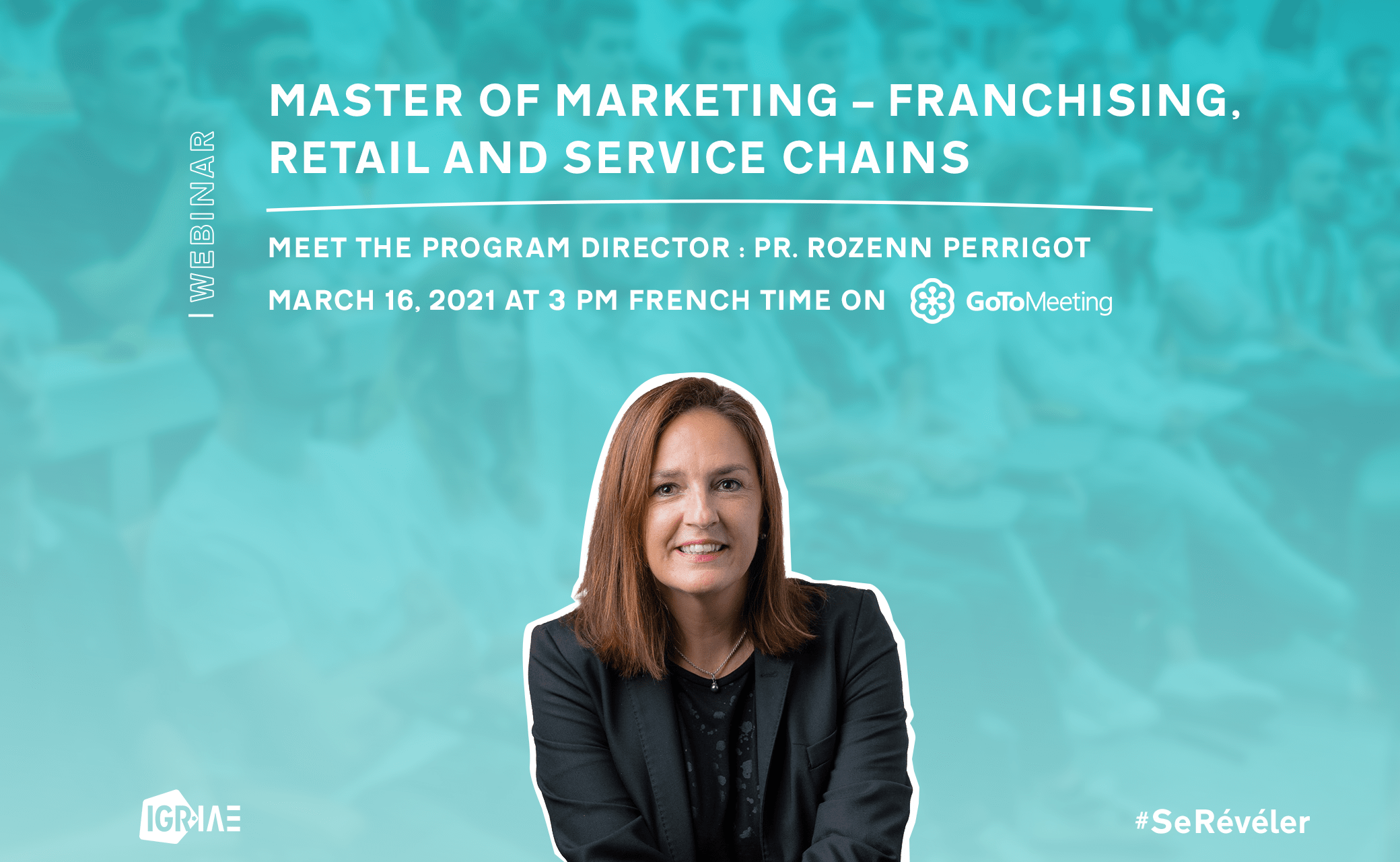 """Q&A – Live webinar- """"Master of Marketing- Franchising, Retail & Service Chains"""""""