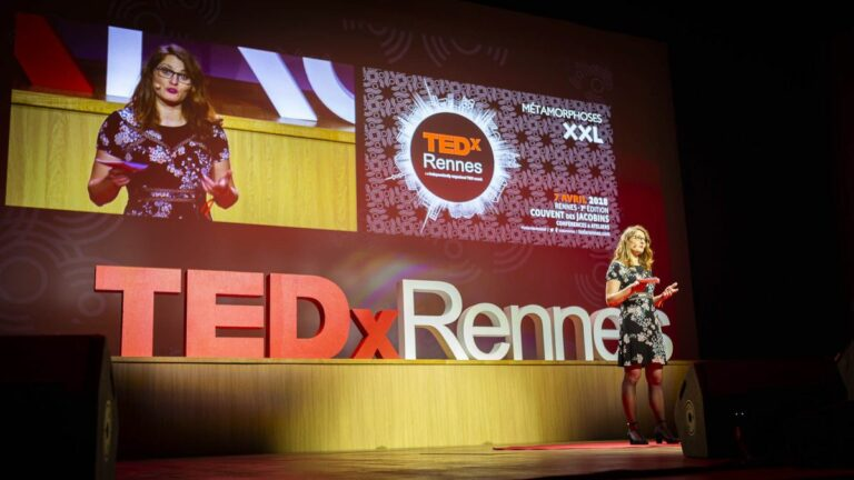 Partnership with TEDxRennes continues in 2021