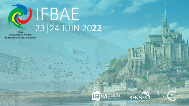 11th Congress of the Franco-Brazilian Business Administration Institute  (IFBAE)