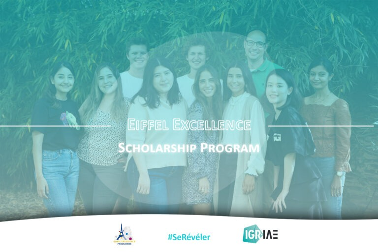 2022 Eiffel Excellence Scholarships